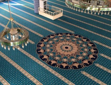 Modern Cami Halısı